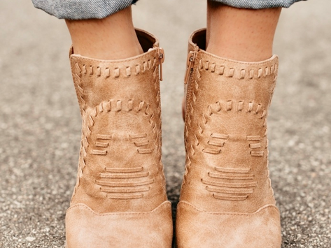 Fall Bootie Round Up