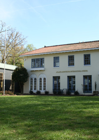 Atlanta Montessori International School renovation