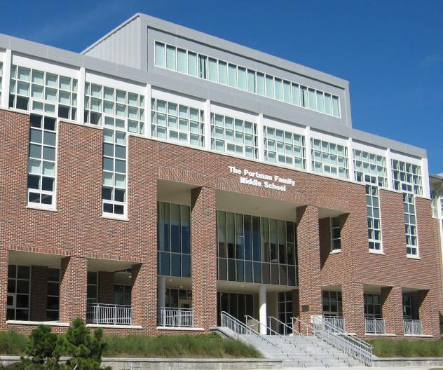 The Portman Family Middle School (Lovett)