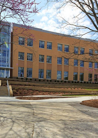 Dalton State College - Peeples Hall Science Building