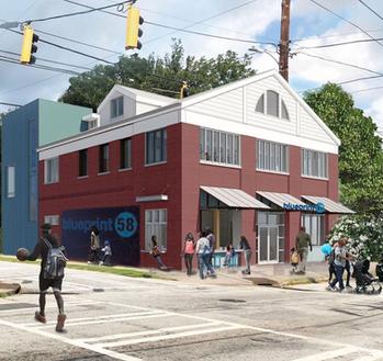 Blueprint 58 Community CenterPNG