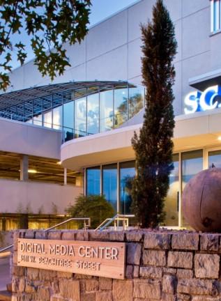 SCAD Digital Media Center Renovation