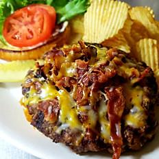 Classica Bacon Cheese Burger