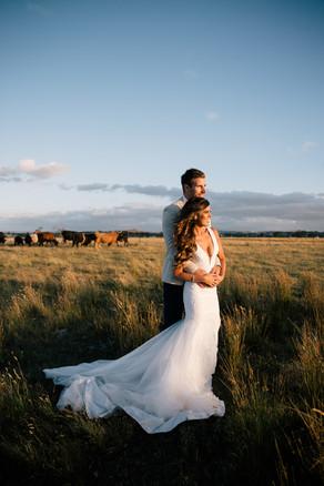 Nikki & Wayne - Aghadoe Estate,  Ballarat Wedding