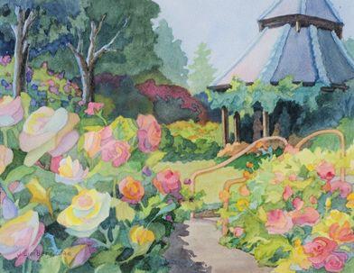 Heather Farms Garden
