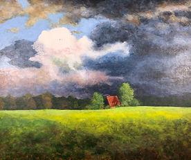 Red Barn Monet Inspired 2.jpg