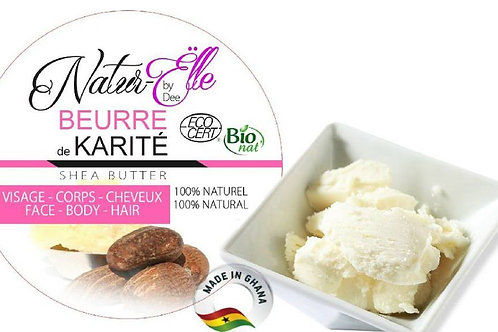 Shea butter from Ghana 100% natural