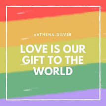 Love is our chief export. We give our ch