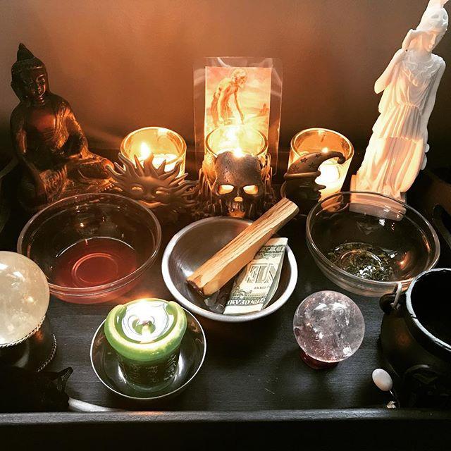 A little ritual work before dinner.jpg.jpg.jpg