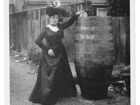 Woman #1 Annie Edson Taylor (I Float)