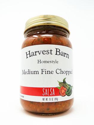 Medium Fine Chopped Salsa