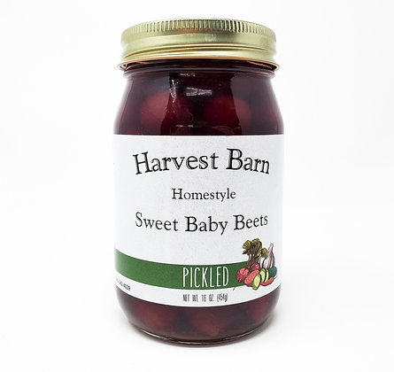 Sweet Baby Beets