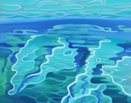 Blue flows