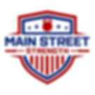 Main Street Strength Logo
