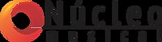 Logo Núcleo colorido LETRA PRETA.png