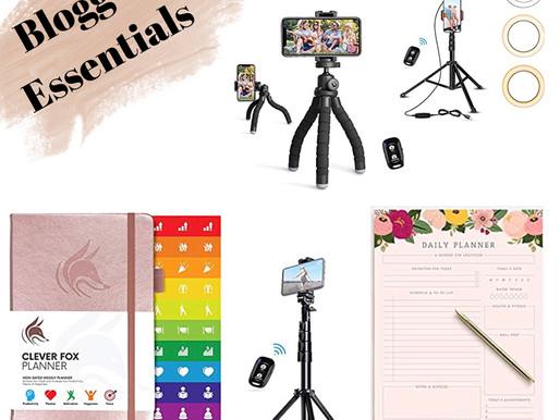 Blogger Essentials