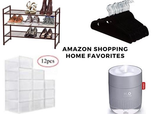 Current Amazon Home Favorites