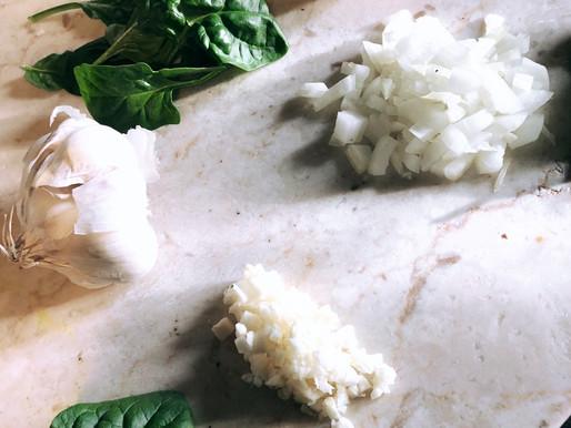Spinach & Feta Cheese Meatballs!