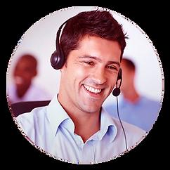 Assistente técnico qualificado, simpático e disponível