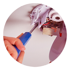 Reparação e manutenção de sistemas