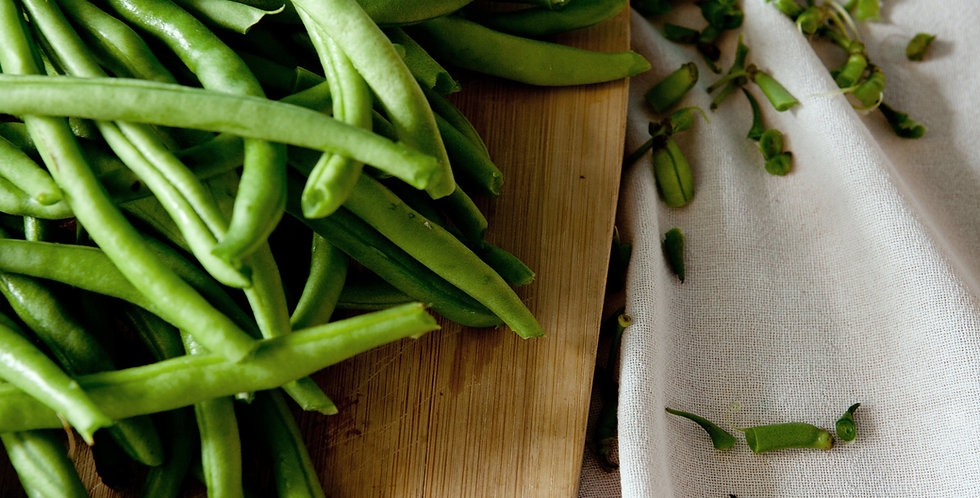 Mirlo's Steamed Green Beans Organic