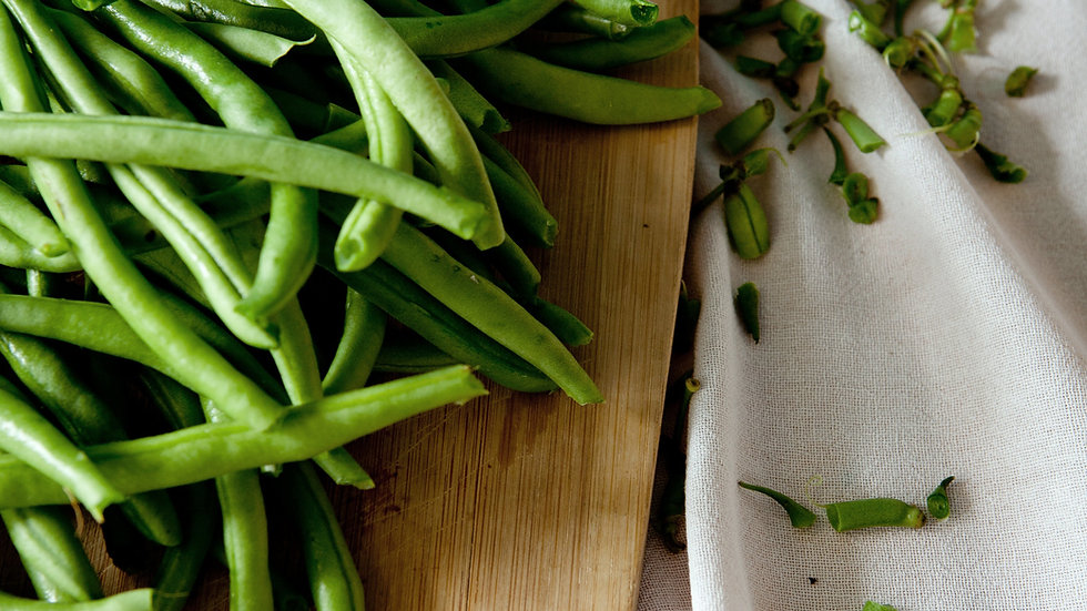 Sauteed Fresh Green Beans