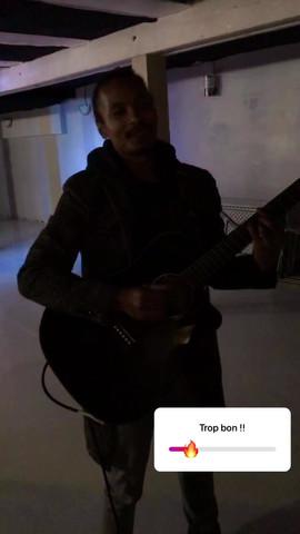 Chanteur Musicien