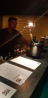 Cocktails bio by B&A Rhum
