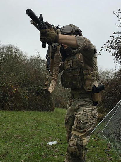 B-10 slaying the game #airsoft #milsim #