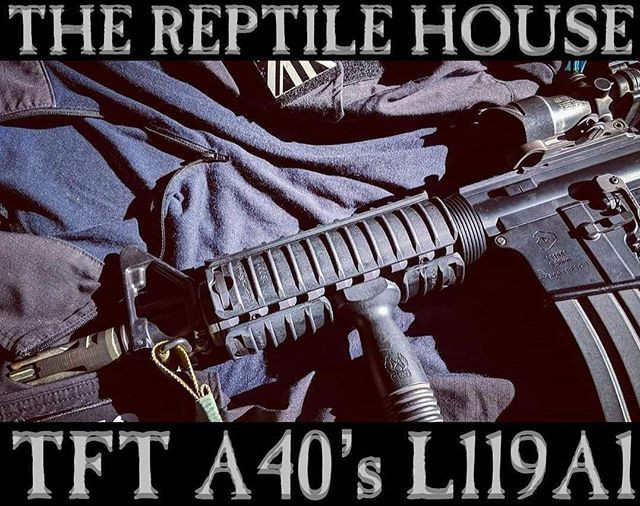 It's here!!!! _tt_alpha40's L119A1 build