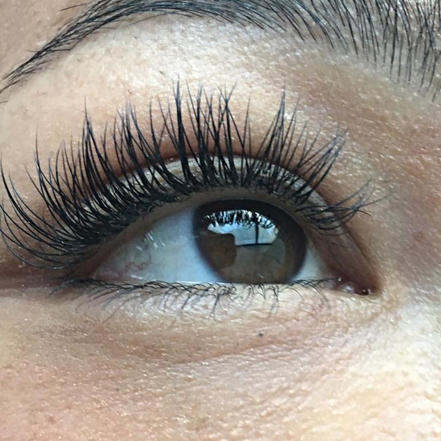 So_pretty_😍❤️_#eyelashextensions_
