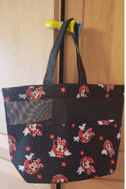 Minnie Mouse Mesh Bag