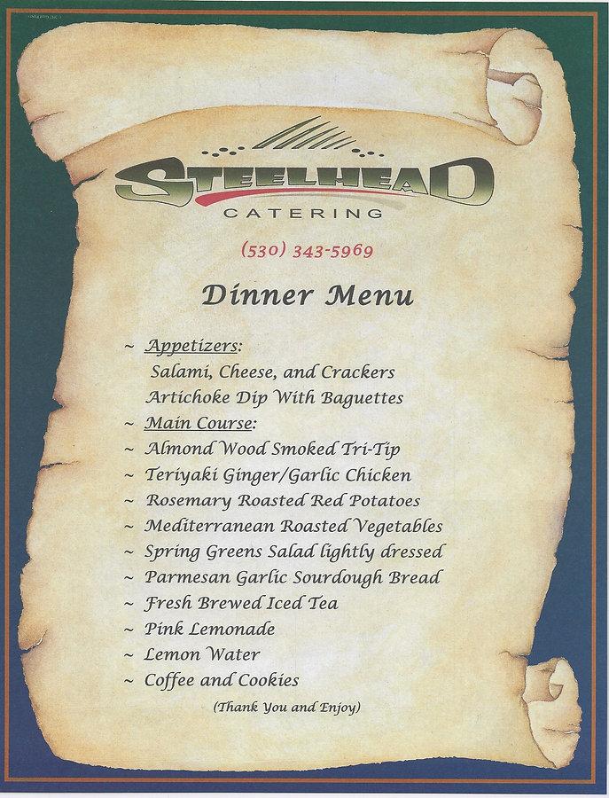 steelhead catering