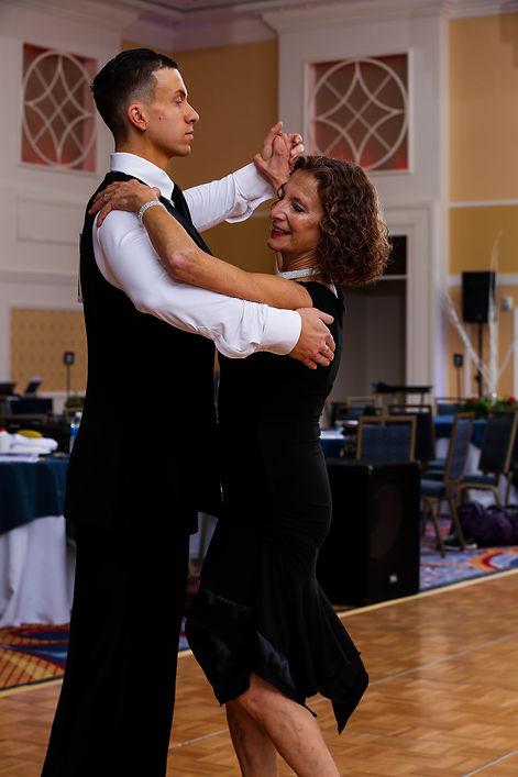 Sarah Mognoni Tango Practice