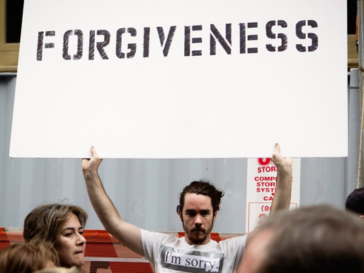A Case for Forgiveness
