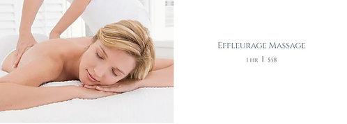 Effleurage Massage