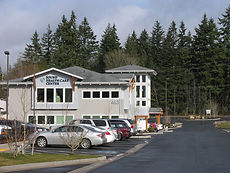 Port Orchard Clinic Outside-Sound health
