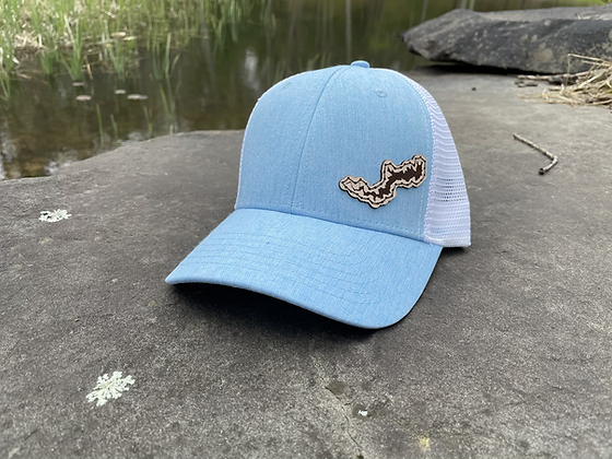Lake Wallenpaupack Hat (Side Logo)