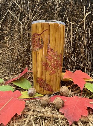 Fall Foliage Tumbler