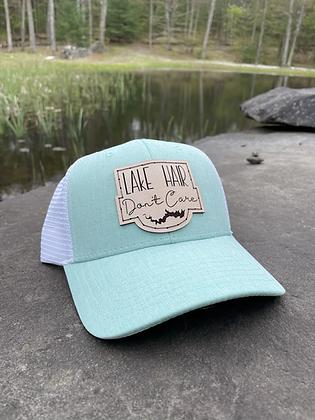 "Lake Wallenpaupack ""Lake Hair Don't Care"" Hat"
