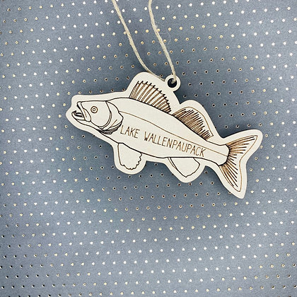 Walleye Ornament