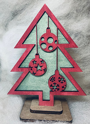 Table Top Tree Ornament