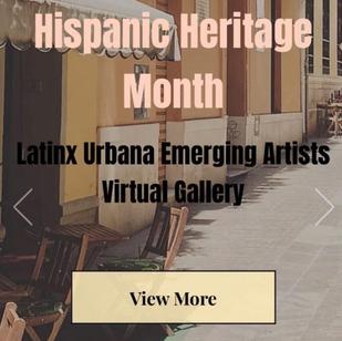Urbana Latinx Virtual Gallery