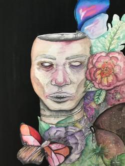 Inside My Head by Adriana Alonso