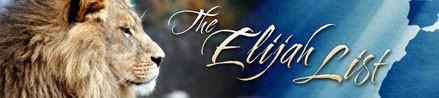 Articles Published on The Elijah List