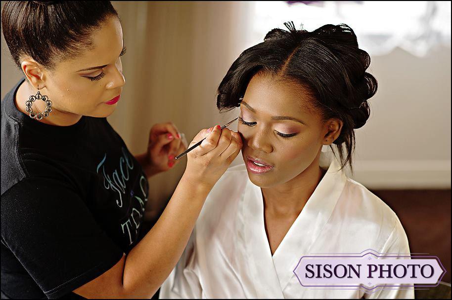 Bride New Orleans Wedding Makeup Artist Baton Rouge Lafayette Lake Charles Biloxi