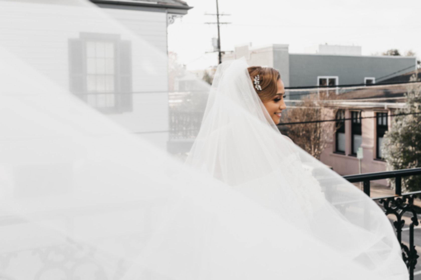 New Orleans Wedding Bride Makeup Artist