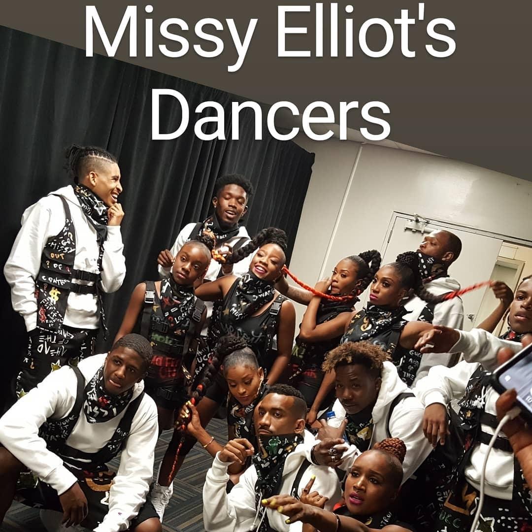 Missy Elliot's Dancers