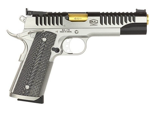 BUL 1911 TROPHY SAW DUO TONE
