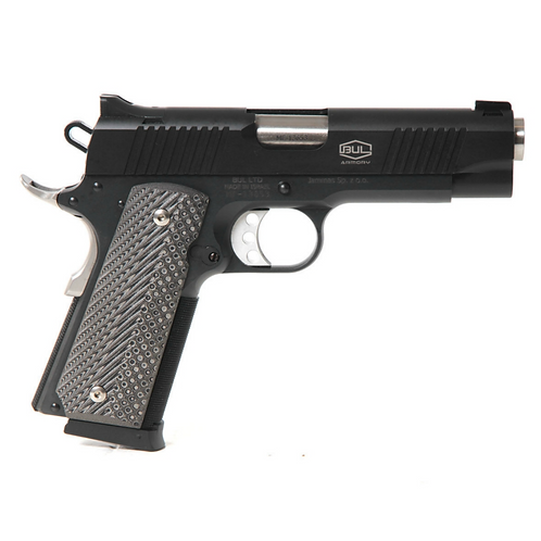 BUL 1911 COMMANDER BLACK